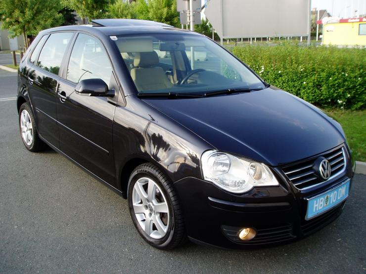 Volkswagen Polo 1.9 TDi Sportline