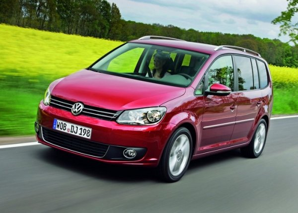 Volkswagen Polo 1.2 60hp MT Trendline