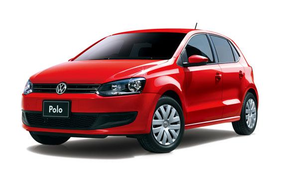 Volkswagen Polo 1.4 DSG Comfortline