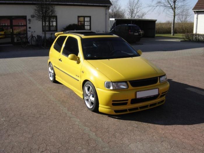 Volkswagen Polo 1.4 i 16V