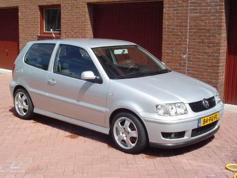 Volkswagen Polo 1.6 16V GTI