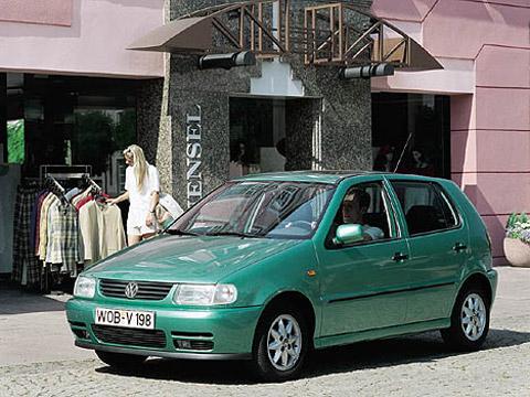 Volkswagen Polo 1.7 SDI