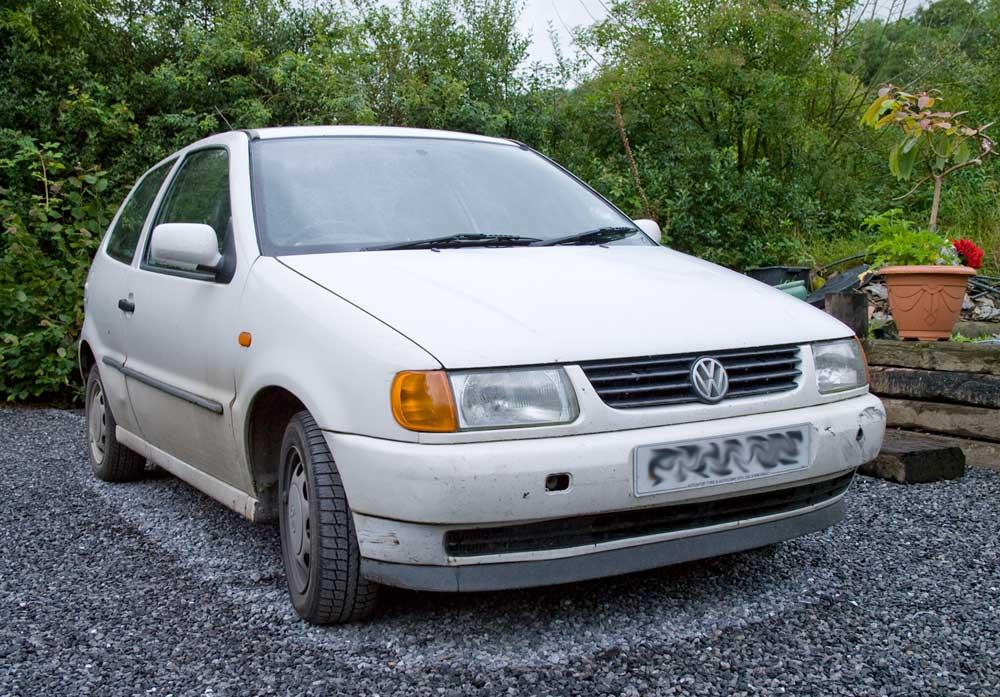 Volkswagen Polo 1.9 D