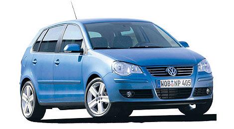 Volkswagen Polo 1.9 TDI