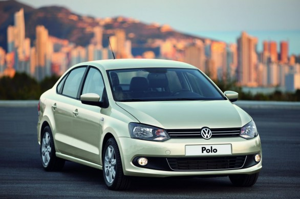Volkswagen Polo Berline