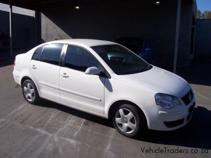 Volkswagen Polo Classic 1.9 TDI Highline