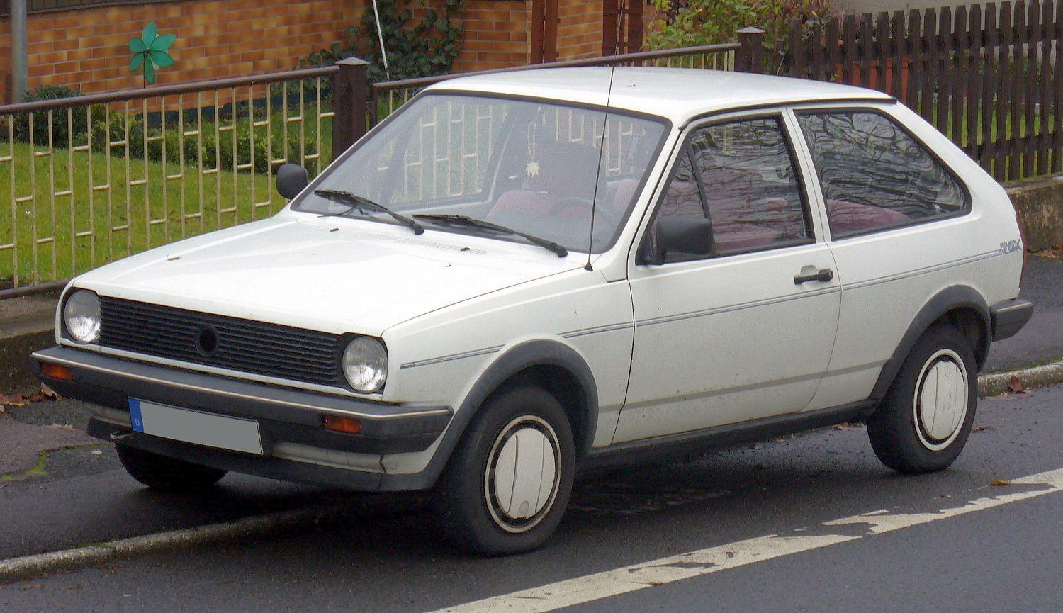 Volkswagen Polo Coupe