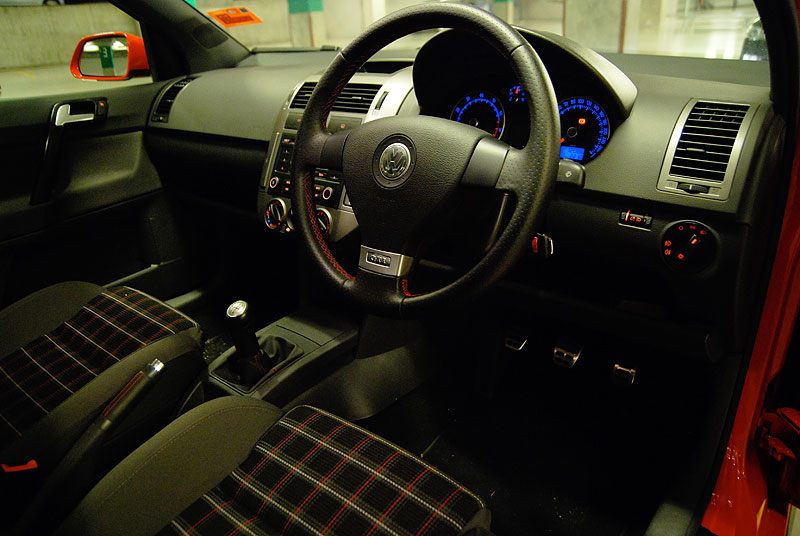 Volkswagen Polo GTI 1.8 T