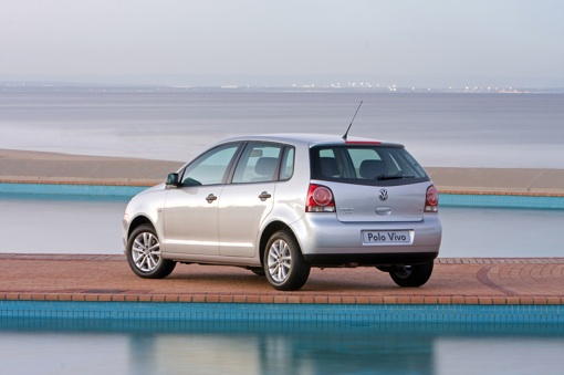 Volkswagen Polo Vivo 1.6 Trendline