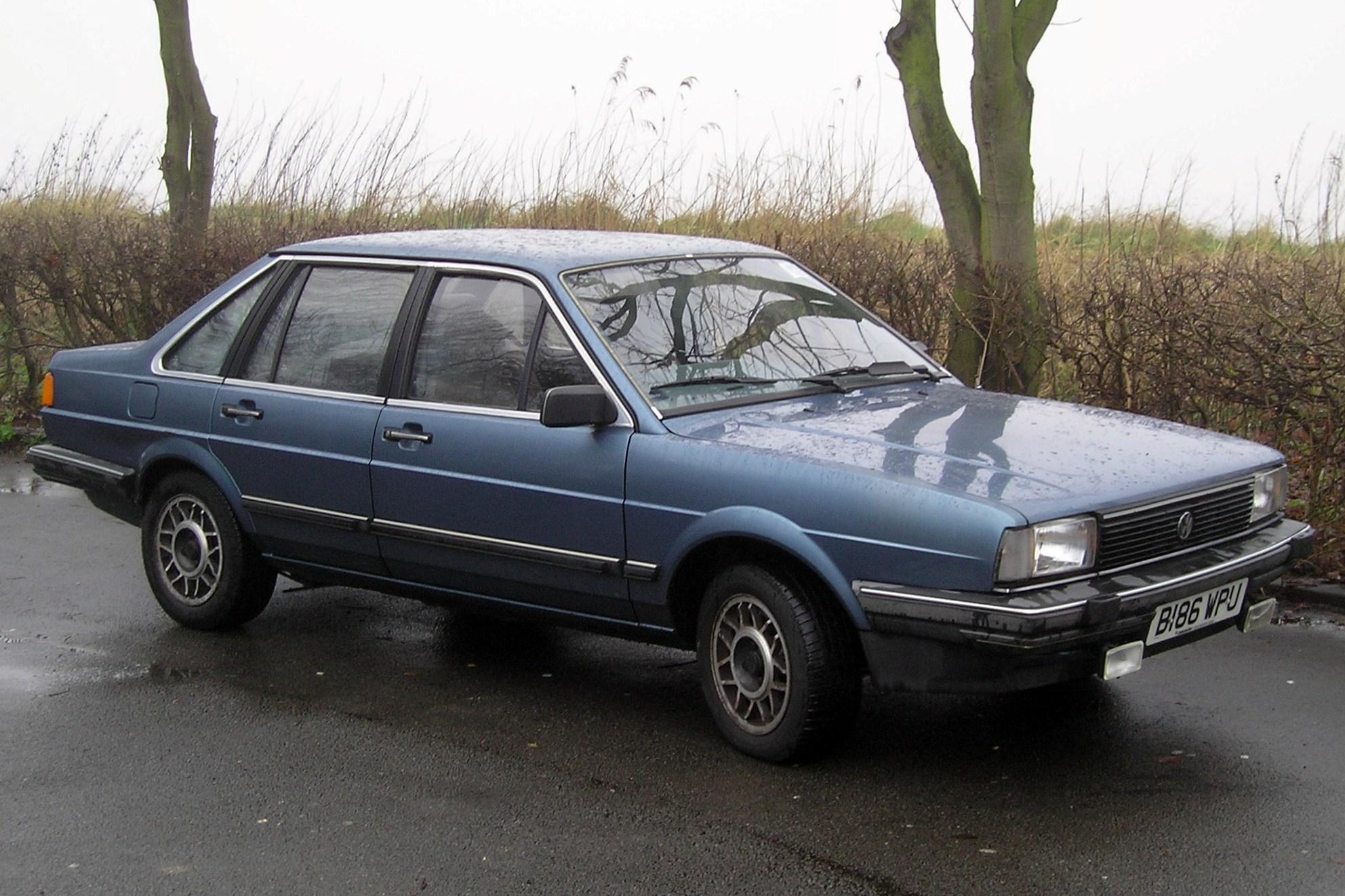 Volkswagen Santana GX