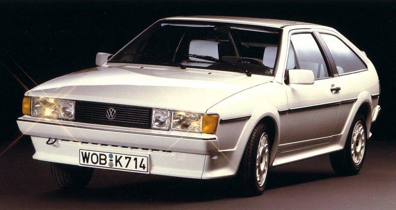 Volkswagen Scirocco Scala