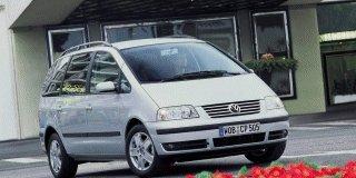 Volkswagen Sharan 1.8 T