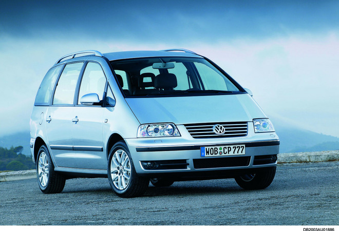 Volkswagen Sharan 1.8 Turbo