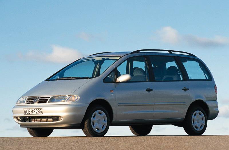 Volkswagen Sharan 1.9 TDi Trendline