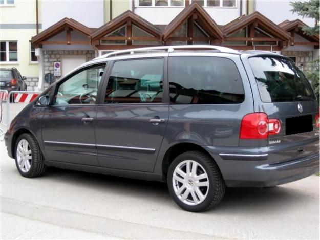 Volkswagen Sharan 2.0 TDi