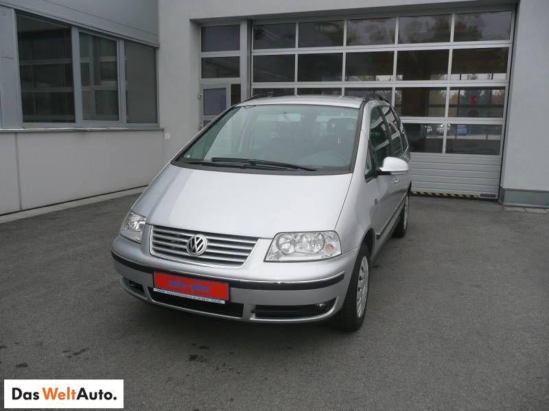 Volkswagen Sharan 2.8