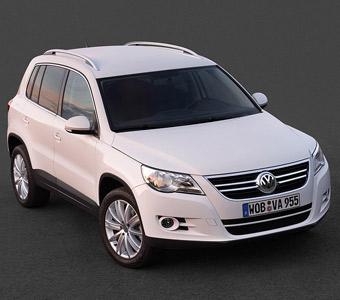 Volkswagen Tiguan 2.0 SE