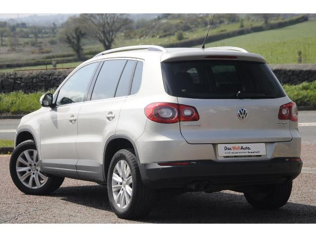 Volkswagen Tiguan 2.0 SE 4Motion
