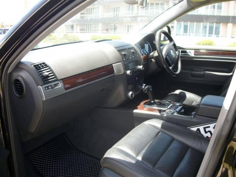 Volkswagen Touareg 2.5 R5 TDi Tiptronic