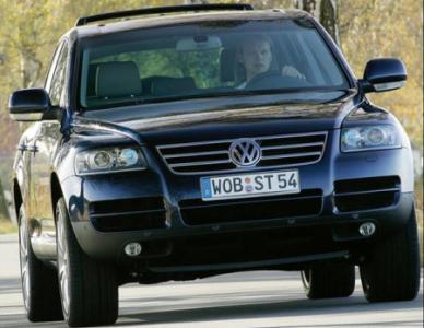 Volkswagen Touareg 3.0 V6 TDi