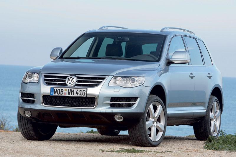 Volkswagen Touareg 4.2 V8 FSi