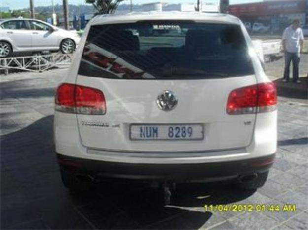 Volkswagen Touareg 4.2 V8 Tiptronic