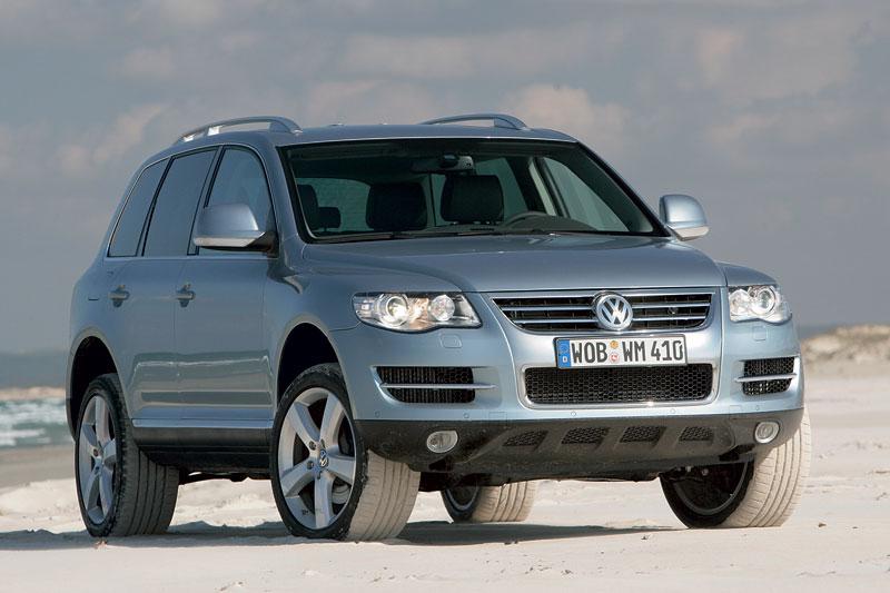 Volkswagen Touareg 4.2 FSI AT V8
