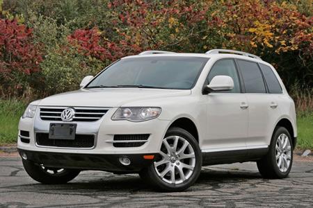 Volkswagen Touareg 5.0 V10 TDI