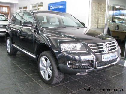 Volkswagen Touareg 5.0 V10 TDi Tiptronic