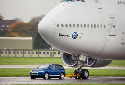 Volkswagen Touareg V10 Diesel