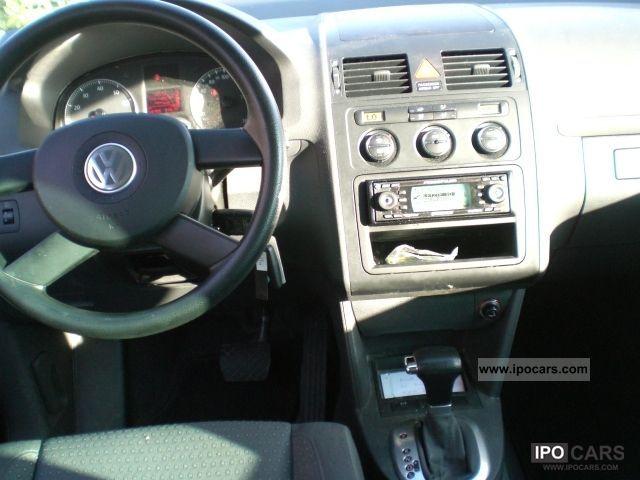 Volkswagen Touran 1.6 FSi Trendline
