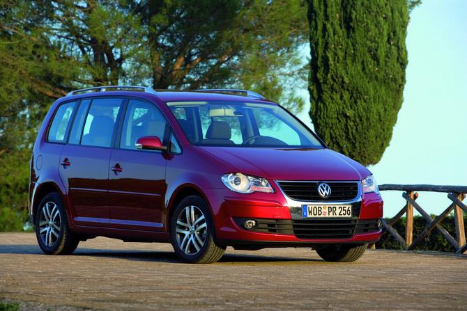 Volkswagen Touran 1.6 Trendline