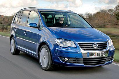 Volkswagen Touran 1.9 TDi BlueMotion