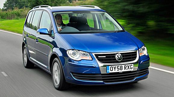 Volkswagen Touran 1.9 TDi DSG