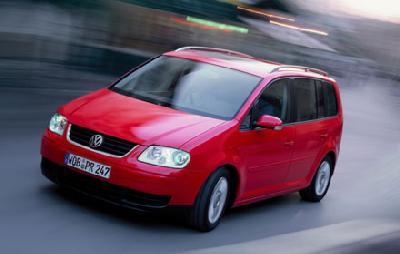 Volkswagen Touran 1.9 TDi DSG Highline