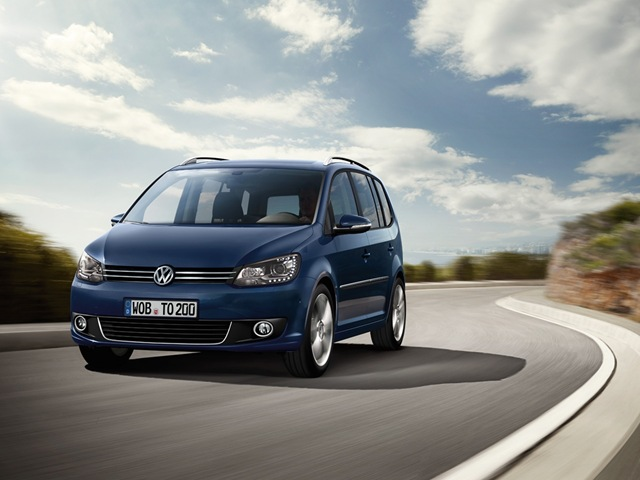 Volkswagen Touran 1.4 TSI 140hp MT