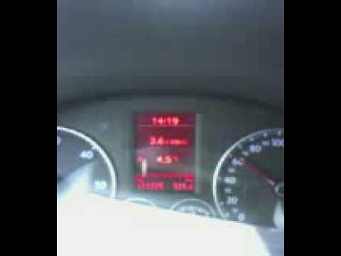 Volkswagen Touran 1.9 TDI 100hp MT