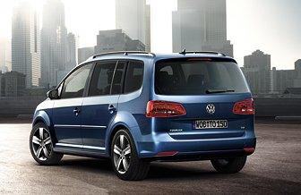 Volkswagen Touran 2.0 FSi Highline