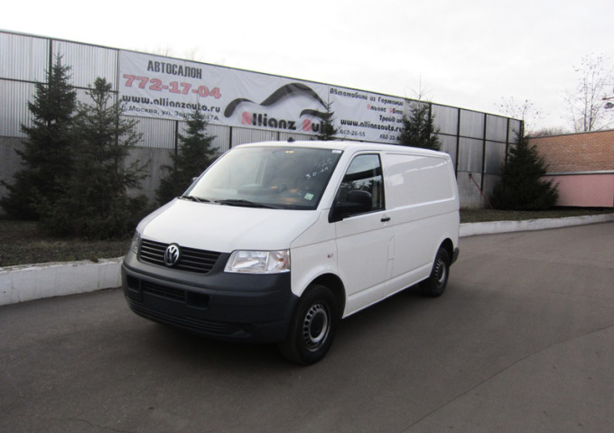 Volkswagen Transporter 2.0 116hp Long MT