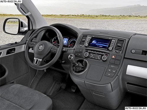 Volkswagen Transporter 2.0 TDI 84hp MT