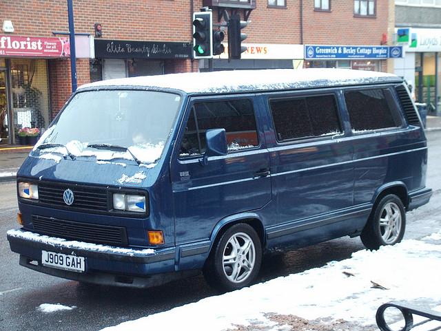Volkswagen Transporter 2.1