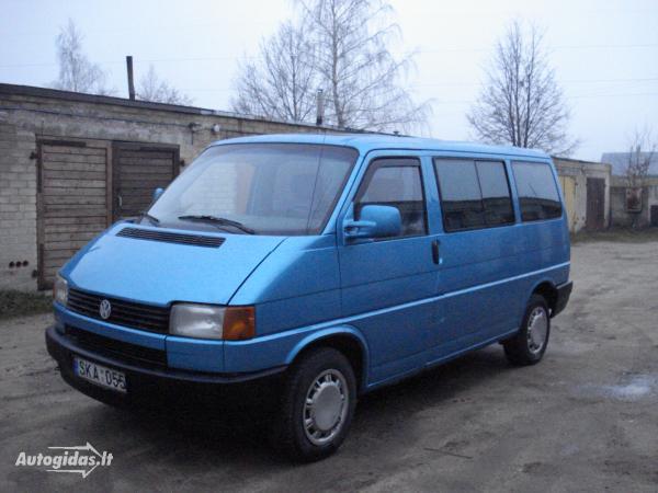 Volkswagen Transporter 2.4 D