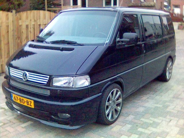 Volkswagen Transporter 2.5 TDI