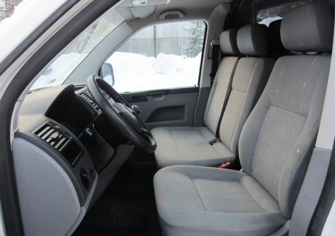 Volkswagen Transporter 2.5 TDI 131hp 4Motion Long MT