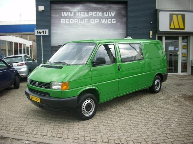 Volkswagen Transporter 2.5 TDI Syncro