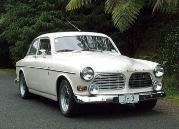 Volvo 122 S