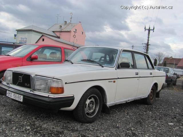Volvo 240 2.4 D