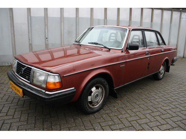 Volvo 240 2.4 Diesel