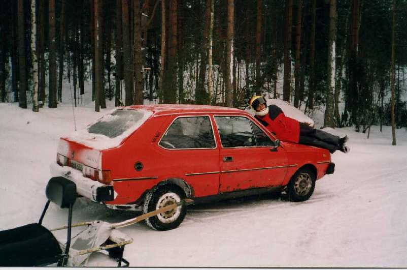Volvo 340 2.0
