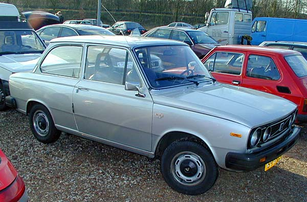 Volvo 66 1.3 GL